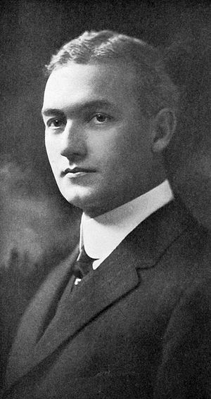 Walter F. Dillingham - Walter Dillingham in 1917