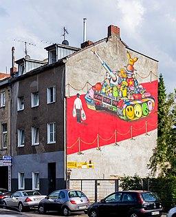 Vogelsanger Straße in Köln
