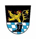 Das Wappen von Schwandorf