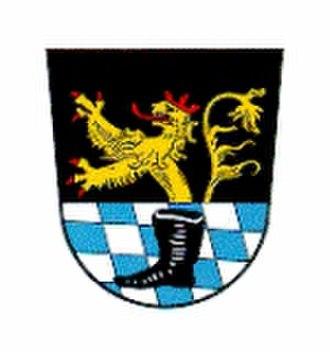 Schwandorf - Image: Wappen Schwandorf