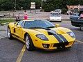 Warwick (Rhode Island, USA), Ford GT -- 2006 -- 1.jpg