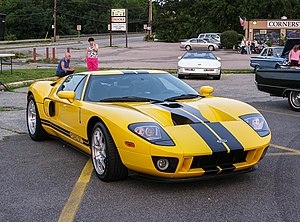 Ford GT - 2006 Ford GT