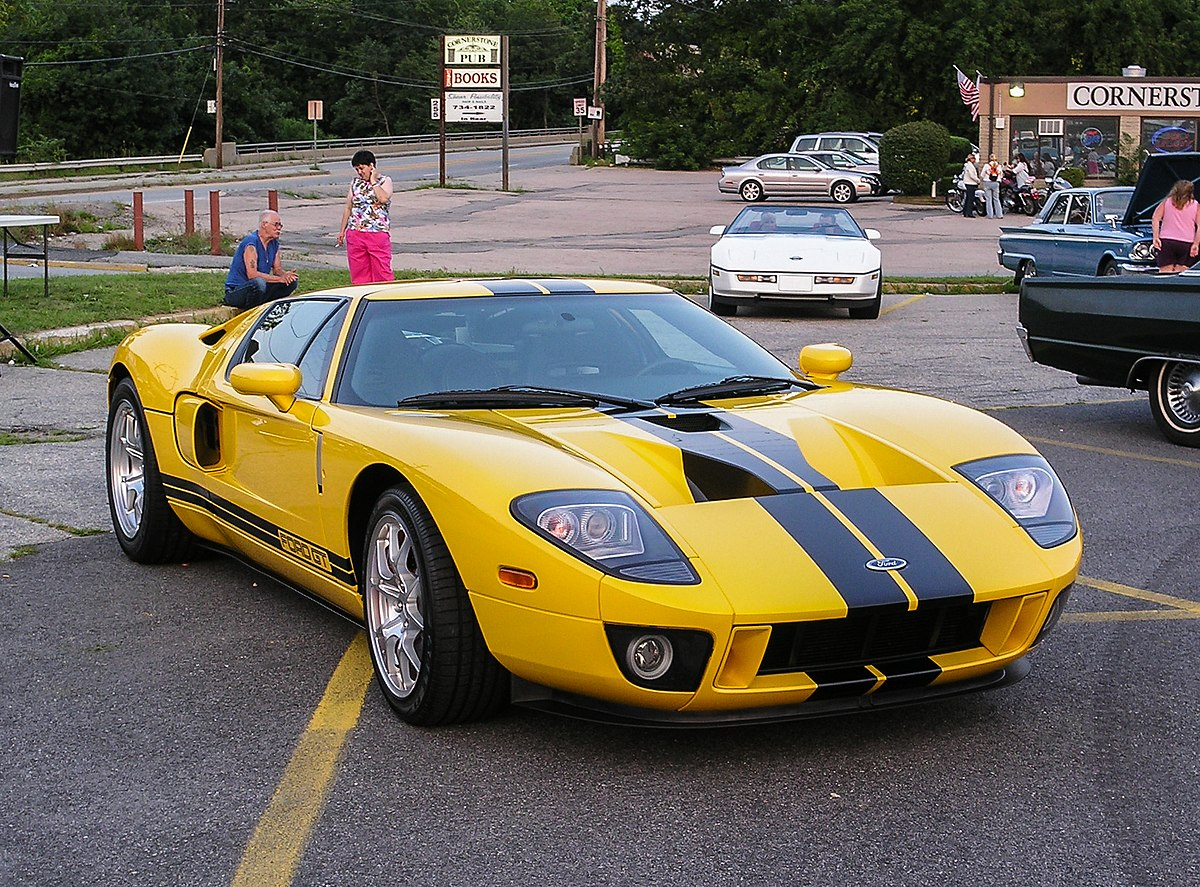 ford gt wikipedia. Black Bedroom Furniture Sets. Home Design Ideas
