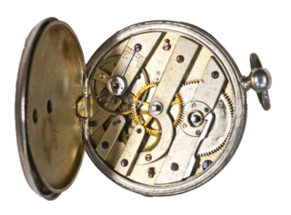 Watchmaker analogy Teleological argument which states that a design implies a designer