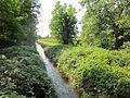 Water inlet of Ancien Canal du Rhône au Rhin near Neuf Brisach, Alsace, France - panoramio (1).jpg