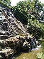 Waterfall. (N). - Margaret Island, Budapest, Hungary.JPG
