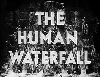 """By a Waterfall - """"By a Waterfall"""" was introduced in the 1933 Warner Bros. film Footlight Parade"""