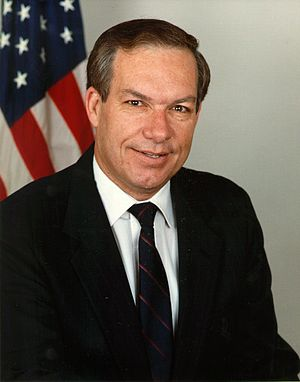 United States Senate election in Colorado, 1996 - Image: Wayne Allard, official photo portrait 2