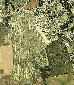 Webb Air Force Base - 2006 USGS photo