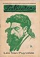 Weekblad Pallieter - voorpagina 1923 39 leo van puyvelde.jpg