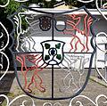 Weingarten Altdorfer Hof Tor mit Stadtwappen 02.JPG