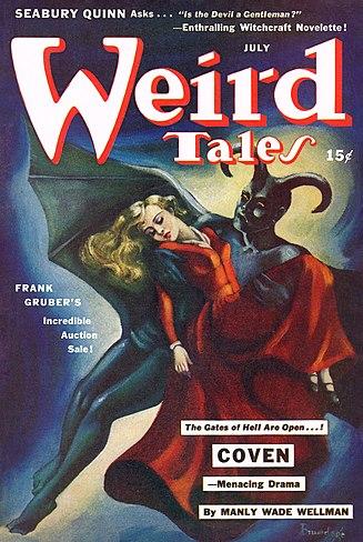 Weird Tales July 1942