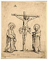 Wenceslas Hollar - Crucifixion, after Dürer.jpg