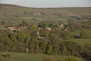 Westerdale village, civil parish and dale within the Scarborough district of North Yorkshire, England