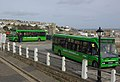 Western Greyhound bus Optare Solo in St Ives, Cornwall 24 March 2009.jpg