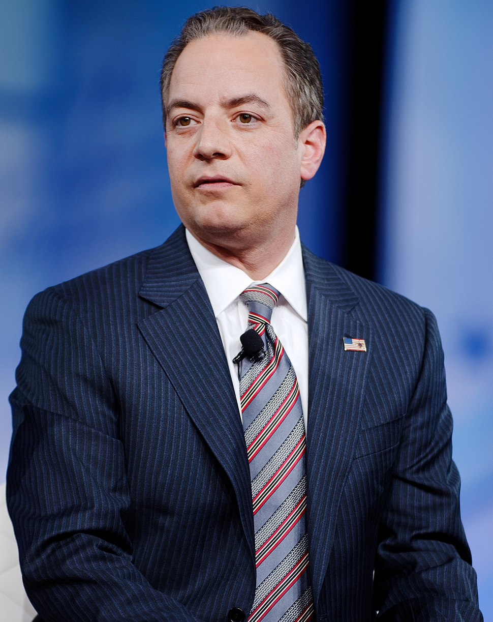 White House Chief of Staff Reince Priebus at CPAC 2017 February 23rd 2017 by Michael Vadon 21