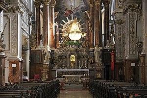 Franciscan Church, Vienna