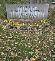 Wiener Zentralfriedhof - Gruppe 14A - Josef Kornhäusl (1).jpg