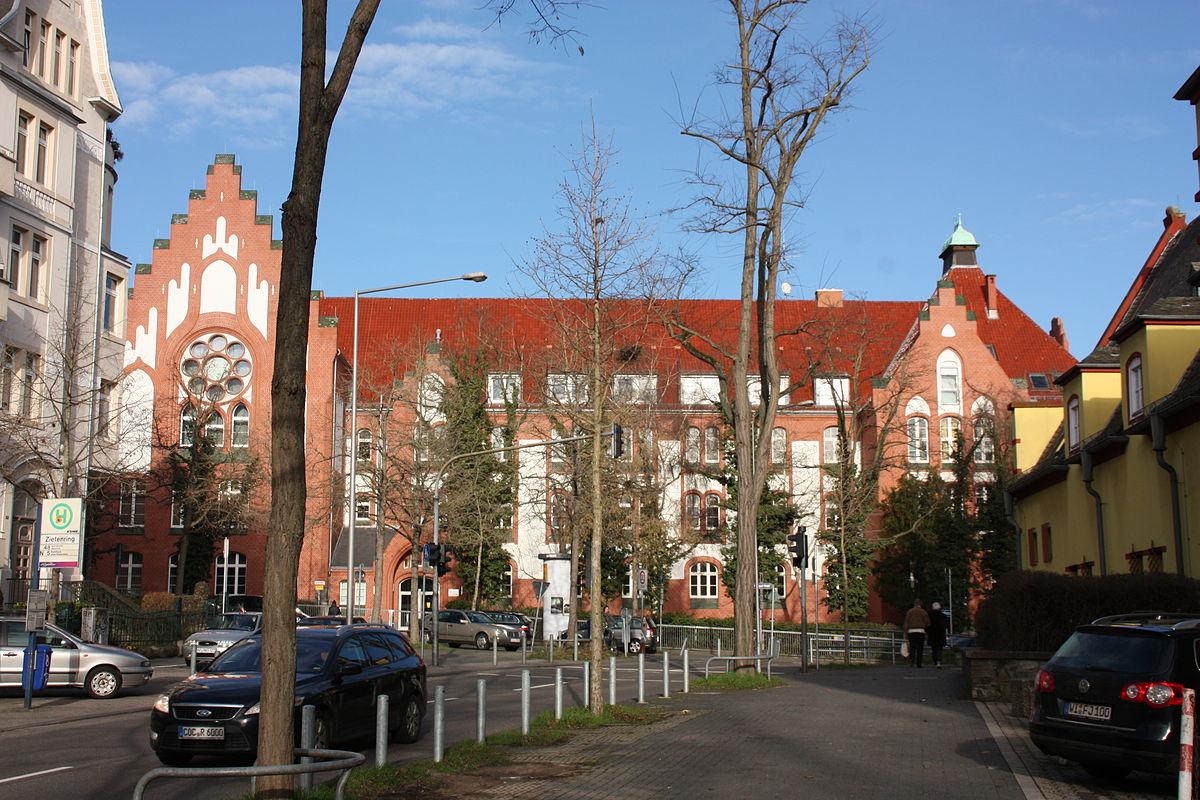 Leibnizschule Wiesbaden – Wikipedia