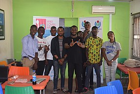 Wiki Loves Africa 2019 Upload Session in Ilorin 32.jpg