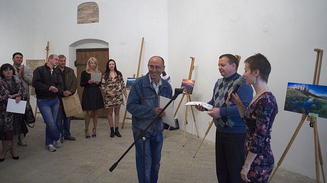 Роберт Лабчук, третє місце