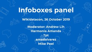 Wikidatacon 2019 Infoboxes Panel.pdf