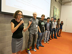 Wikimedia Foundation 2013 Tech Day 1 - Photo 09.jpg