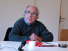 Baudrillard in 2004