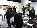 Wikipedian in Residence at Museu d'Art Jaume Morera- press presentation (18).JPG