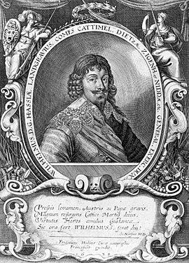 Wilhelm V., Hessen-Kassel, Landgraf