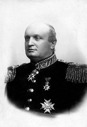 Wilhelm Olssøn - Christian Wilhelm Engel Bredal Olssøn
