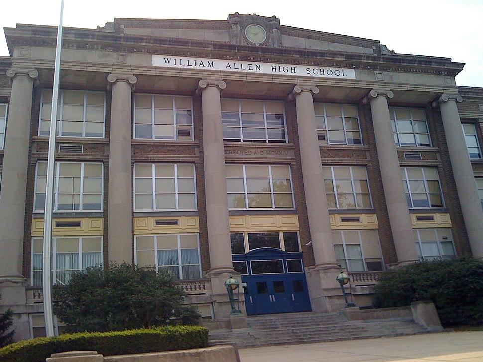 William Allen High School, Allentown PA