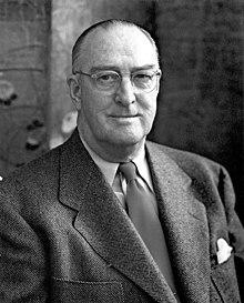 Il fondatore della ditta, William E. Boeing.
