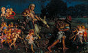 William Holman Hunt - The Triumph of the Innocents - Google Art Project.jpg