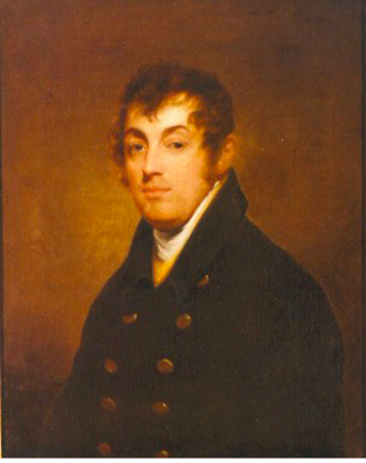 William Lawson (banker) - William Lawson by Robert Field