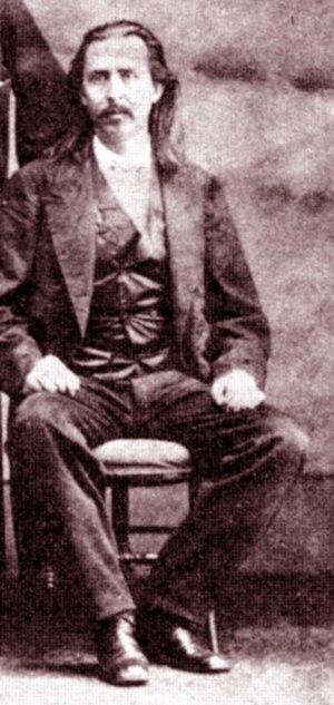 William Penn Adair - William Penn Adair, 1866