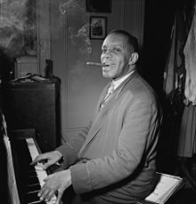 Smith c. Januari 1947 (Foto: William P. Gottlieb)