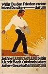 Willst du den Frieden ernten, musst du säen - darum zeichne 8. Kriegsanleihe ... - Franke, 18. LCCN2004666168.jpg