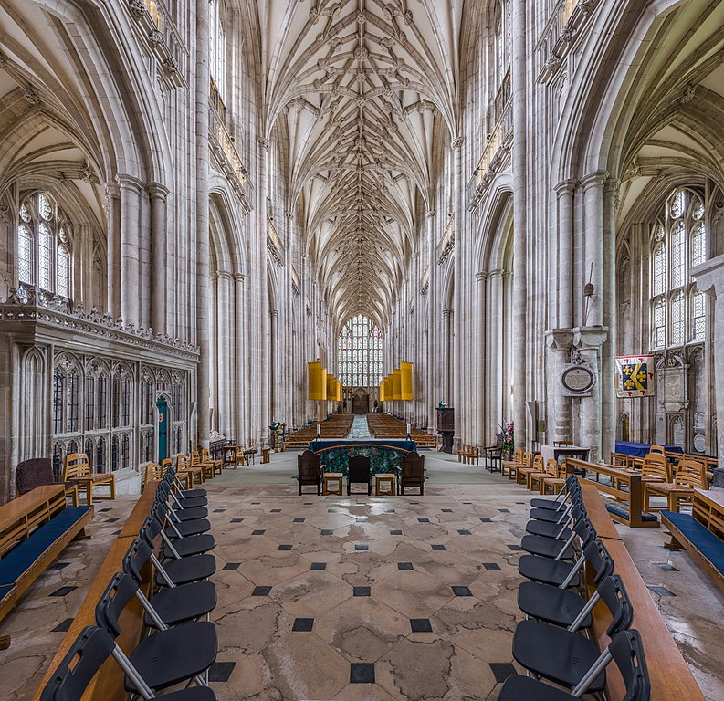 File Winchester Cathedral Nave 2 Hampshire Uk Diliff