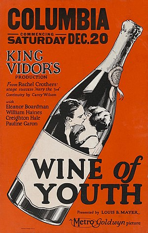 Wine of Youth - Film poster