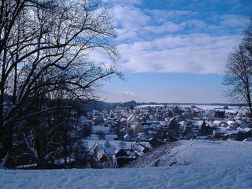 Winter in Welden