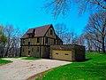 Wisconsin Memorial Hospital - Sup't's House ^ Garage - panoramio (1).jpg