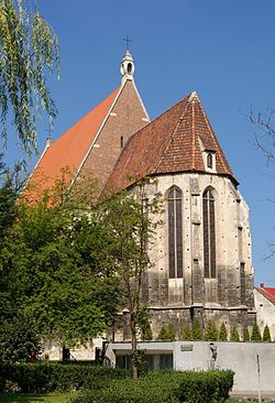 Collegiate Basilica of the Birth of the Blessed Virgin Mary in Wiślica