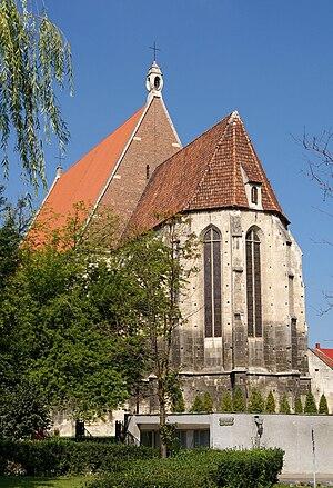 Wiślica - Basilica