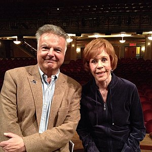 Love Letters (play) - Brian Dennehy and Carol Burnett in a 2014 production