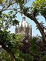 Wittenberg - Turm der Schlosskirche.jpg