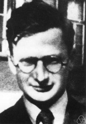 Wolfgang Doeblin - Image: Wolfgang Döblin 1938 MFO9417