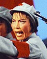 "Woman of People's Republic of China in 1972 ""Red Detachment of Women"", from- Revolutionary opera (cropped).jpg"