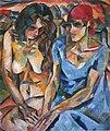 Women by Aristarkh Lentulov (1919).jpg