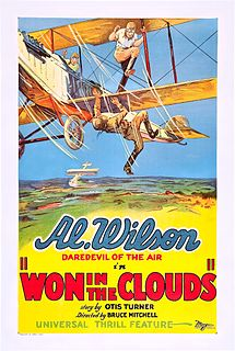 <i>Won in the Clouds</i> 1928 film by Bruce M. Mitchell